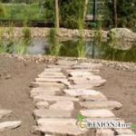 Дорожки и ручьи в ландшафтном дизайне Вашего двора