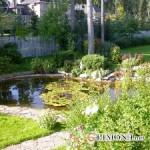 Элементы ландшафтного дизайна: дорожки и ручьи