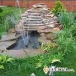 Ландшафтный дизайн – фонтаны и водоемы