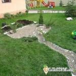 Делаем газон на даче