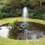 Выбираем место для декоративного фонтана