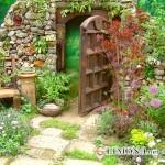 Дизайнерские идеи вашего сада