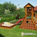 Создание детской площадки на приусадебном участке