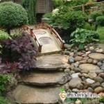Японский сад камней в ландшафтном дизайне