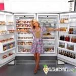 Холодильники side-by-side: типология и предназначение