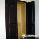 Двойная дверь на входе: плюсы и минусы