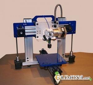 3Д принтер, какие материалы используются