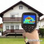 Для чего проводят тепловизионное обследование дома?