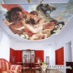Тканевые натяжные потолки – предел прочности и красоты