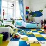 Каким должен быть пол в детской комнате?