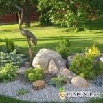 Создание ландшафтного дизайна садового участка