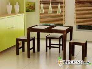 Еще одно фото кухонного стола
