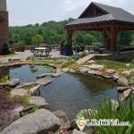 Как создать уютную атмосферу в саду с помощью водной композиции
