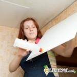 Преимущества потолочной плитки