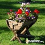 Создание изящных клумб и цветников