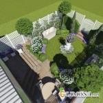Как правильно организовать ландшафт небольшого участка