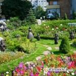 Обустройство ландшафта загородного дома