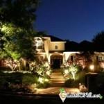 Освещение вашего сада