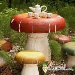 Мебельный интерьер для вашего сада