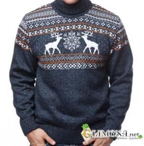 Интернет-магазин мужских пуловеров