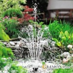 Мечта дачника или фонтан на участке