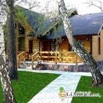 Стоит ли строить дом из дерева