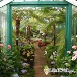 Оранжерея – лучшее украшение приусадебного участка