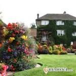 Как превратить загородный участок в английский сад