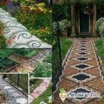 Правила надежной садовой дорожки