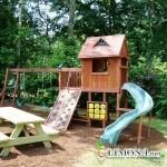 Как устроить детскую площадку