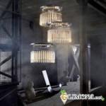 Выставка светильников знаменитых дизайнеров от дома моды Baccarat
