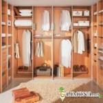 Стандартные гардеробные и гардеробные на заказ: в чем отличие?