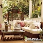 Как подобрать мебель для дачи