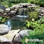 Натуральный камень в ландшафтном дизайне