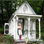 Как оформить дачный домик