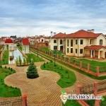 Коттеджные городки Украины