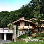 Стилистика дома в контексте ландшафтного дизайна