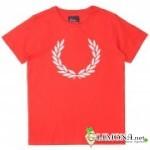 Выбор футболки Fred Perry по фасону и цвету