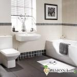 Как обновить старую ванную комнату без лишних затрат