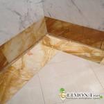 Бетонно-мозаичная плитка и другие материалы