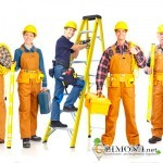 Рабочие места в строительстве
