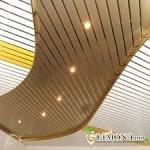 Делаем подвесной потолок из алюминиевых панелей