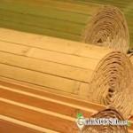 Как наклеить бамбуковые обои?