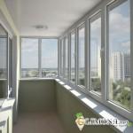 Остекление балкона. Преимущества