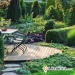 Прекрасные сады для ваших фотографий
