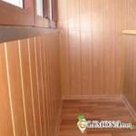 Какие материалы наиболее популярны при отделке балконов в СПб?