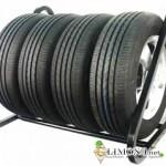 Как хранить шины: выбираем стеллаж для колес