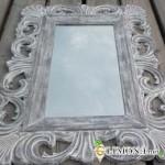Стиль зеркал Прованс для прихожей