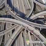 Строительство автомобильных дорог. Толщина покрытий или основания