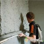 Этапы оштукатуривания кирпичных стен